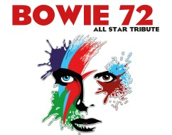 Bowie 72 - all star tribute